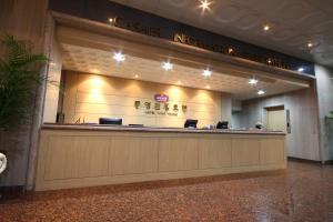 Tongyeong Tourist Hotel, Szállodák  Thongjong - big - 28