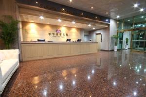 Tongyeong Tourist Hotel, Szállodák  Thongjong - big - 22