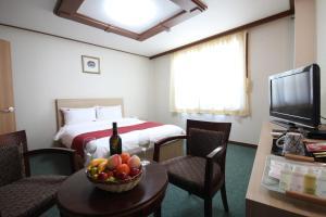 Tongyeong Tourist Hotel, Szállodák  Thongjong - big - 30