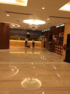 Starway Hotel Huanshi East Road, Hotely  Kanton - big - 41