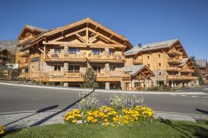 CGH Résidences & Spas Le Cristal de l'Alpe - Hotel - Alpe d'Huez