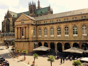 New Appartement La Chambre à côté Cathédrale - Hotel - Metz