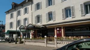Hôtel de La Cloche, Hotel  Dole - big - 31