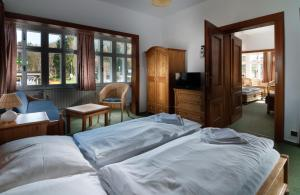Double Room Villa Hubertus