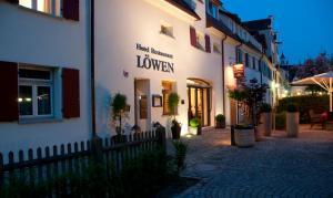 Hotel Restaurant Löwen - Erbach