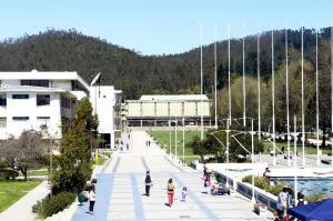 Alto Lyon Departamentos Concepción, Appartamenti  Concepción - big - 17