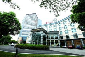 Ramada Plaza by Wyndham Shanghai Caohejing Hotel, Hotel  Shanghai - big - 59