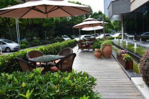 Ramada Plaza by Wyndham Shanghai Caohejing Hotel, Hotel  Shanghai - big - 16