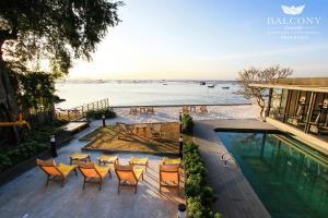 Balcony Seaside Sriracha Hotel & Serviced Apartments - Ban Tha Sai