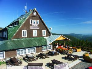 Albergues - Horska Bouda Dvoracky