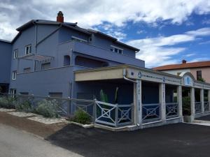 4 hviezdičkový apartmán Iris Studios Umag Chorvátsko