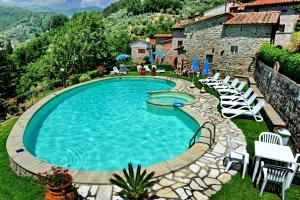 . Villa Olivi