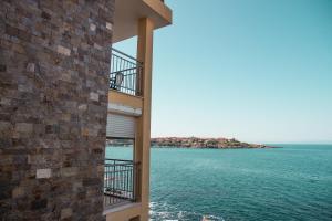 Sozopol Apartment with Sea View, Apartmanok  Szozopol - big - 16