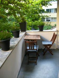Apartment Fancy, Apartmány  Berlín - big - 6