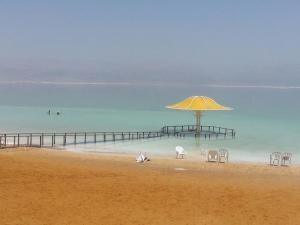 Nadia Hosting Dead Sea, Lodges  Neve Zohar - big - 48