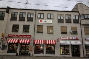 Slamba - Hostel Augsburg - Munich