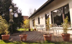 Ferienhaus Am Walde - Laucha