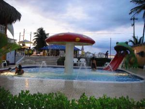 Hotel La Fragata, Hotels  Coveñas - big - 42