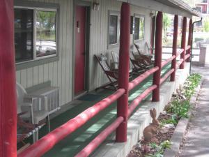 Wapiti Lodge, Motelek  Durango - big - 119