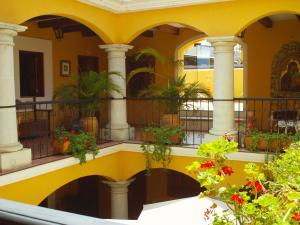 Hotel Casa Divina Oaxaca, Szállodák  Oaxaca de Juárez - big - 44