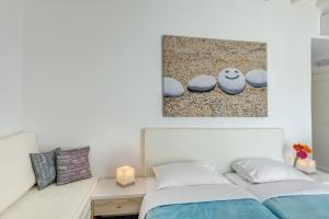 Makis Place, Aparthotels  Tourlos - big - 19