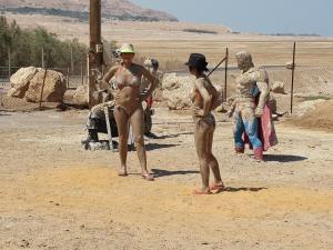 Aloni Neve Zohar Dead Sea, Appartamenti  Neve Zohar - big - 48
