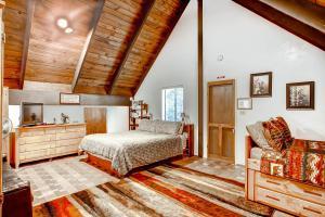 Yosemite Creekside Birdhouse, Ferienhäuser  Wawona - big - 11