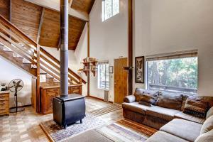 Yosemite Creekside Birdhouse, Ferienhäuser  Wawona - big - 7