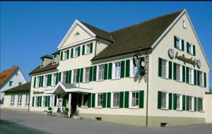 Gasthof Goldenes Lamm - Hüttlingen