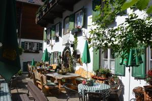 Platzhirsch zur alten Wagnerei, B&B (nocľahy s raňajkami) - St. Wolfgang