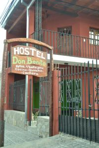 Hostel Don Benito, Hostely  Cafayate - big - 32