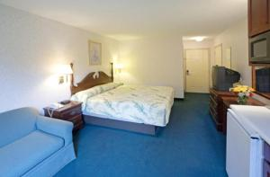 America's Best Value Inn and Suites Albemarle, Отели  Albemarle - big - 10