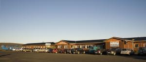 The Highland Center Hrauneyjar.  Fotografia 2