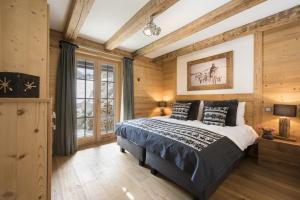 Chalet Chaupine - Hotel - La Tzoumaz