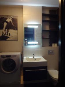 Dream Loft Śliska, Apartmanok  Varsó - big - 21