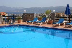 Villa Galini, Apartmány  Agios Nikolaos - big - 80