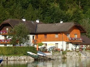 Haus Seehof, Pensionen  Sankt Gilgen - big - 77