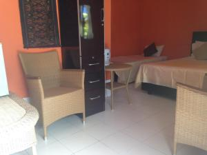 The Box Chalet, Motels  Pantai Cenang - big - 23