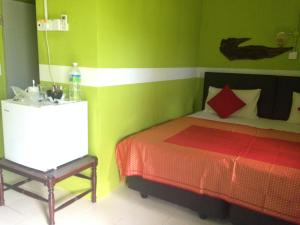 The Box Chalet, Motels  Pantai Cenang - big - 27