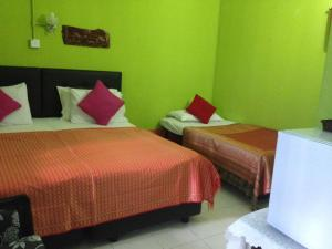The Box Chalet, Motels  Pantai Cenang - big - 28