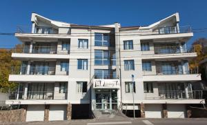 Living In Aparthotel, Апарт-отели  Орадя - big - 33