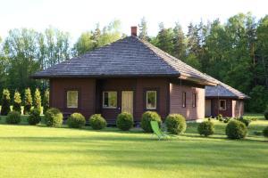 Recreation Center Brūveri, Комплексы для отдыха с коттеджами/бунгало  Сигулда - big - 103