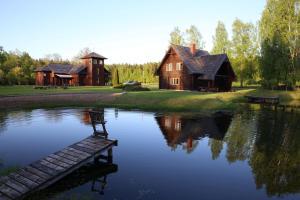 Recreation Center Brūveri, Комплексы для отдыха с коттеджами/бунгало  Сигулда - big - 102