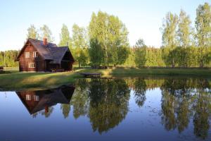 Recreation Center Brūveri, Комплексы для отдыха с коттеджами/бунгало  Сигулда - big - 65