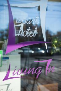 Living In Aparthotel, Апарт-отели  Орадя - big - 34