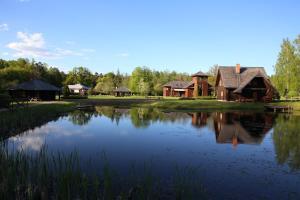 Recreation Center Brūveri, Комплексы для отдыха с коттеджами/бунгало  Сигулда - big - 62