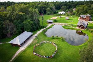 Recreation Center Brūveri, Комплексы для отдыха с коттеджами/бунгало  Сигулда - big - 72