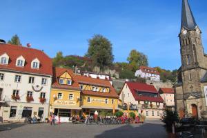 Ferienhaus Schönherr - Dorf Wehlen