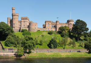 Pitfaranne Guest House, Vendégházak  Inverness - big - 32