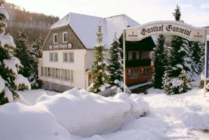 Hotel Restaurant Gunsetal, Hotels  Bad Berleburg - big - 24